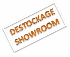 DÉSTOCKAGE Showroom Concept détente