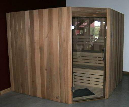 Sauna Heat Stream Pentagone