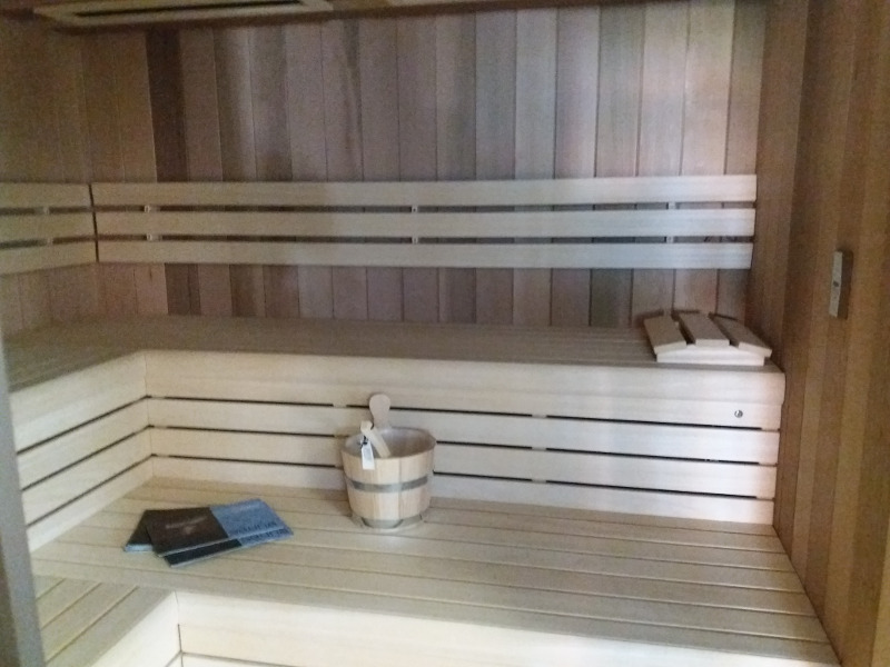 sauna infrarouge azento